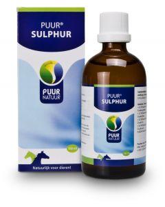Sectolin PUUR Sulphur (dawniej PUUR Moc) (P) 100 ml