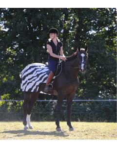 Bucas Riding Rug Zebra
