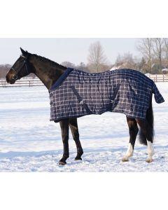 QHP Luksusowy dywan stabilny z polarowym kołnierzem
