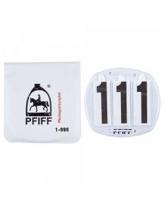 PFIFF Numery uzdy 3 cyfry