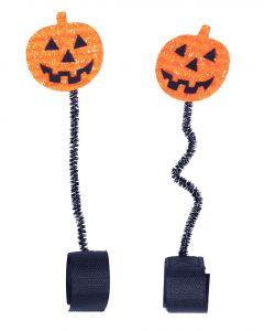 QHP Akcesoria do nakrycia głowy Dynia Halloween