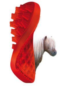 Pet+Me - szczotka/zgrzebło do długich włosów