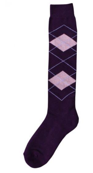 Hofman Skarpetki Kolarskie RE 39/42 Purple