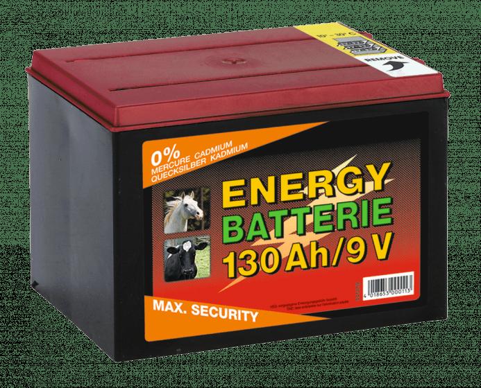 Hofman Akumulator EG super 9V / 130Ah